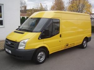 Ford Transit 300 LWB 2,2 TDCi 110 PS - Prodáno