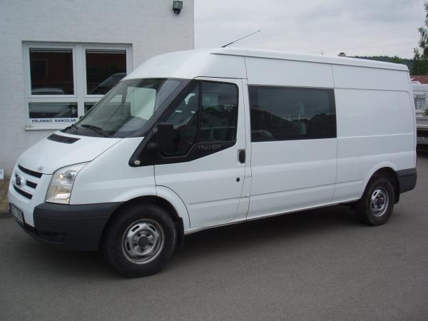 Ford Transit 330LWB L3H2 2,2TDCi 85kW/115PS 6 míst Klimatizace - Prodáno