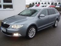 1. Škoda Superb Kombi 2,0TDi 103kW/140PS Tempomat Aut.Klima - Autopůjčovna