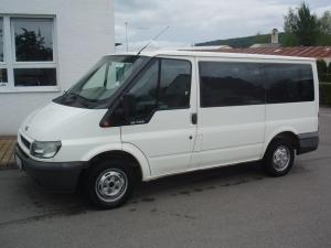 Ford Transit 300S 2,0 TDi 85PS Kombi minibus 9 míst - Prodáno