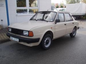 Škoda 105L 1,1S 33kW/45PS Plně funkční Zachovalý stav Nová STK 83.000km - Prodáno