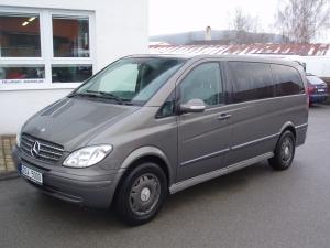 Mercedes Viano 3,0CDI 150kW/204PS Automat 6 míst - Prodáno
