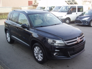 Volkswagen Tiguan 2,0TDi BMT 4Motion automat  GP Sport&Style 103kW/140PS - Prodáno