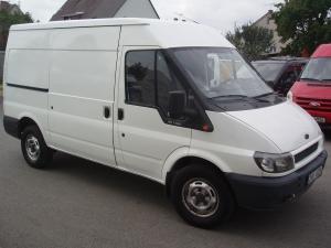 Ford Transit 350MWB 2,4TDi 66kW/90PS střední střecha L2H2 - Prodáno