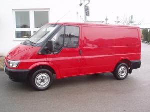 Ford Transit 260 SWB 2,0TDi 85PS - Prodáno