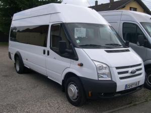 Ford Transit Minibus Autobus 17-míst 2,2TDCi 135PS Trend Klima Tempomat - Prodáno