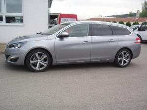 Peugeot 308SW 1,6 e-HDi 116PS Allure Předváděcí vůz - prodáno