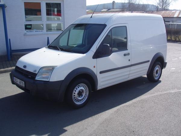 Ford Transit Connect 230LWB  1,8TDCi 66kW/90PS Prodloužený Van Klimatizace - Prodáno