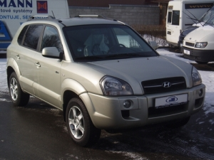Hyundai Tucson 2.0 CVVT - prodáno
