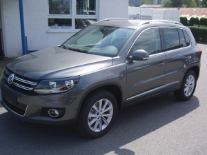 Volkswagen Tiguan 2,0TDi BMT GP sport&style Sport&Style 81kW/110PS - Prodáno