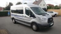 8. Ford Transit 300L minibus 9-míst L3H2 2,2TDCi 74kW/100PS 2xKlima, Tempomat, Tažné zařízení - Autopůjčovna
